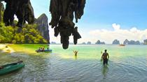 Hong Island Tour by Speed Boat from Krabi with Sightseeing and Optional Kayaking, Krabi, Day Trips