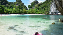 Hong Island Tour by Speedboat from Krabi with Sightseeing and Kayaking Option, Krabi, Jet Boats & ...