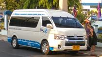 Hourly Departure from Krabi Airport to Koh Lanta by Shared Minivan, Krabi