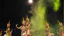 Illumanorah Dance and Light Show with Seafood Buffet in Paka Show Park Krabi, Krabi