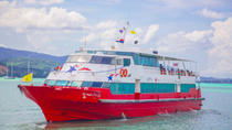 Koh Lanta to Koh Samui by Van Including VIP Coach and High Speed Ferry, Krabi, Ferry Services
