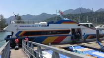 Koh Lipe to Langkawi by Southern Ferry Services in High Season, Krabi, Ferry Services