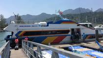 Koh Lipe to Langkawi by Speed Boat, Minivan and Ferry in Low Season, Hat Yai, Bus & Minivan Tours