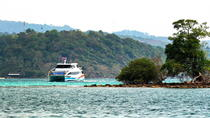 Koh Mak to Koh Chang by Boonsiri High Speed Catamaran, Ko Chang, Catamaran Cruises