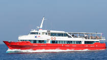 Koh Phangan to Ao Nang by Seatran Discovery Ferry Including Coach and Shared Minivan, Gulf of ...