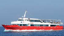 Koh Phangan to Koh Samui by High Speed Ferry, Gulf of Thailand, Ferry Services