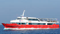 Koh Phangan to Railay Beach by Seatran Discovery Ferry Including Coach and Longtail Boat, Gulf of ...