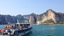Koh Phi Phi to Railay Beach by Ao Nang Princess Ferry, Krabi, Ferry Services