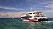 Koh Tao to Railay Beach by Lomprayah High Speed Catamaran, Coach and Longtail Boat, Gulf of ...