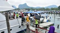 Koh Yao Yai to Ao Nang by Green Planet Speed Boat, Krabi, Ferry Services
