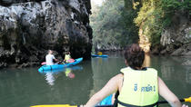 Krabi Adventure Day Trip with Kayaking and Elephant Riding, Krabi