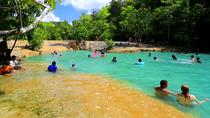 Krabi Jungle Tour Including Tiger Cave Temple, Crystal Pool and Krabi Hot Spring, Krabi, null
