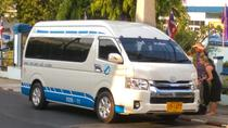 Krabi to Koh Lanta by Shared Minivan with Hourly Departures, Krabi