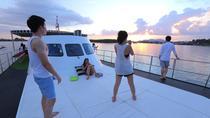 Live Life Sunset Cruise Along the Coastline of Krabi by Luxury Catamaran, Krabi, Sunset Cruises