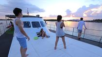 Luxury Sunset Cruise Along the Coastline of Krabi, クラビ