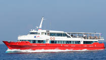 Nakhon Si Thammarat Airport to Koh Samui by Shared Minivan and Seatran Discovery Ferry, Southern ...