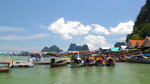 Phang Nga Bay Deluxe Tour to James Bond and Hong Island from Phuket, Phuket, Day Trips