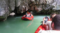 Phang Nga Bay Deluxe Tour to James Bond and Hong Island from Phuket