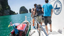 Railay Beach to Phuket by Ao Nang Princess Ferry, Krabi, Bus Services