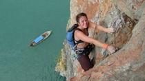 Rock Climbing Courses at Railay Beach in Krabi, Thailand, Climbing