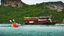 Samui Island Tour to Angthong Marine Park by Big Boat with Kayaking, Koh Samui, null