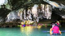 Sea Cave Kayaking at Phang Nga Bay Including Loy Krathong Festival, Phuket, Kayaking & Canoeing