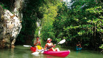 Small-Group Sea Cave Kayaking Adventure at Bor Thor from Krabi, Krabi, null