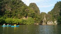 Small-Group Sea Kayaking at Ao Thalane Bay and Hong Island from Krabi, Krabi, Day Trips