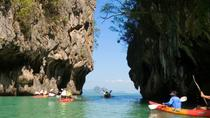 Small-Group Sea Kayaking at Hong Island from Krabi, Krabi, Sailing Trips