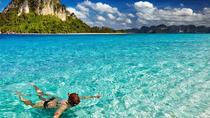 Snorkeling and Sunset Tour at Hong Island and The Four Islands from Krabi, Krabi, Day Cruises