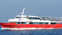 Surat Thani Airport to Koh Samui by Shared Minivan and Seatran Discovery Ferry, Surat Thani, Ferry ...