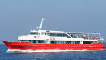 Surat Thani Airport to Koh Tao by Shared Minivan and Seatran Discovery Ferry, Surat Thani, Ferry ...