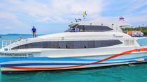 Trat to Koh Mak by Boonsiri High Speed Catamaran, Ko Chang, Catamaran Cruises