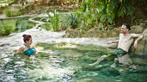 Waree Raksa Hot Spring Thai Spa and Massage Treatment in Krabi Rainforest, クラビ
