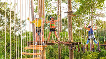 Zipline Adventures in Krabi Fun Park, Krabi, Obstacle Courses