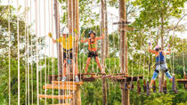 Zipline Adventures in Krabi Fun Park with Optional Activities, Krabi, Ziplines
