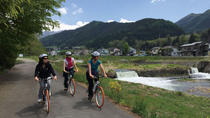 Bike Tour of the Snow Monkey Countryside, Nagano