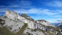 Climbing day in Leysin, Montreux