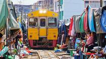 Bangkok - Damnoen Saduak and Train Market Private Tour, Bangkok, Market Tours