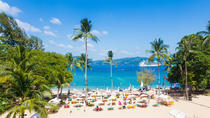 Day-Pass to Paradise Beach Party and Activities Including Hotel Transfer from Patong, Phuket