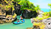 Full-day Tour from Khao Lak with Kayaking in Sea Caves and Thai Seafood Buffet, Phuket, Full-day...