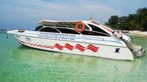One-Way Arrival Transfer from Phuket Airport to Phi Phi Island by Speedboat, Phuket, Airport & ...