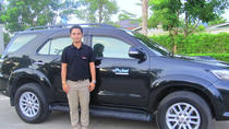 One-Way Private Departure Transfer from Krabi Hotel to Phuket Airport, Krabi, Private Transfers