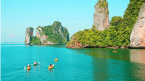 Phang Nga Bay Snorkeling, Kayaking and Speedboat Tour , Khao Lak, Jet Boats & Speed Boats