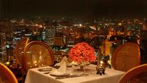Dinner at Italian Building with Panoramic View of São Paulo, São Paulo