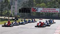 Kart Racing at Kartodromo Aldeia da Serra from São Paulo, São Paulo