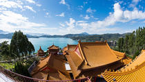 Sun Moon Lake and Nantou Cultural Experience Day Tour including Wine and Tea Tasting, Taipei, null