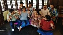 Exclusive Interaction with India's First All Women's Kathakali Group, Kochi, Private Sightseeing...