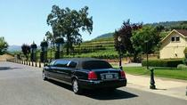 6 Hour Private Napa or Sonoma Limousine Wine Tour, Napa og Sonoma