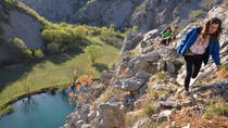 Trekking in Krupa River Canyon, Zadar, Hiking & Camping